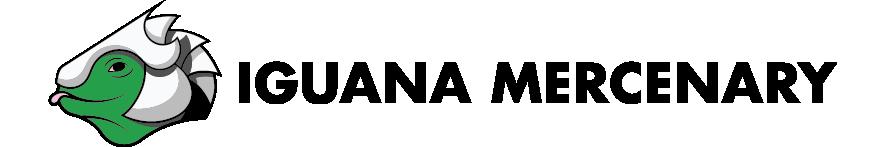 Iguana Mercenary